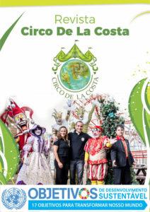 1ª edição Revista Circo De La Costa®