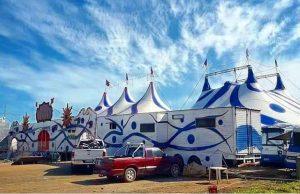 Circo Khronos tem drive in aprovado